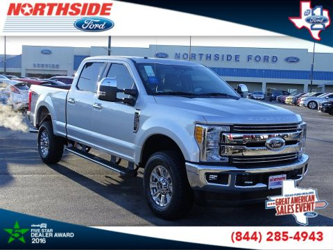 New 2017 Ford Super Duty F-250 SRW Lariat 4WD