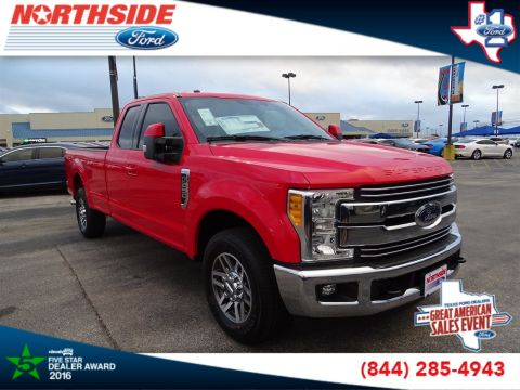 New 2017 Ford Super Duty F-250 SRW Lariat