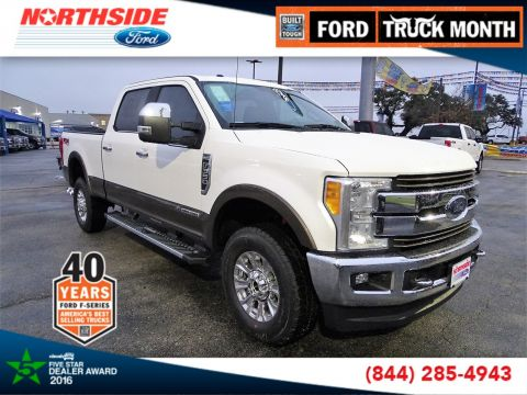 New 2017 Ford Super Duty F-350 SRW King Ranch With Navigation & 4WD