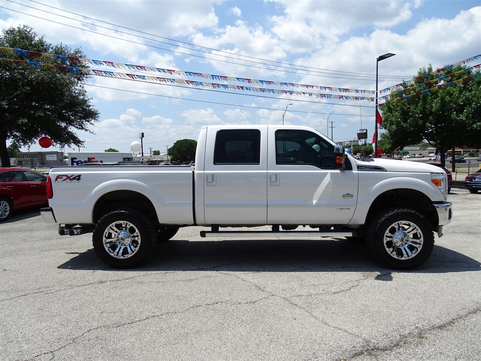Pre Owned 2015 Ford Super Duty F 250 SRW King Ranch