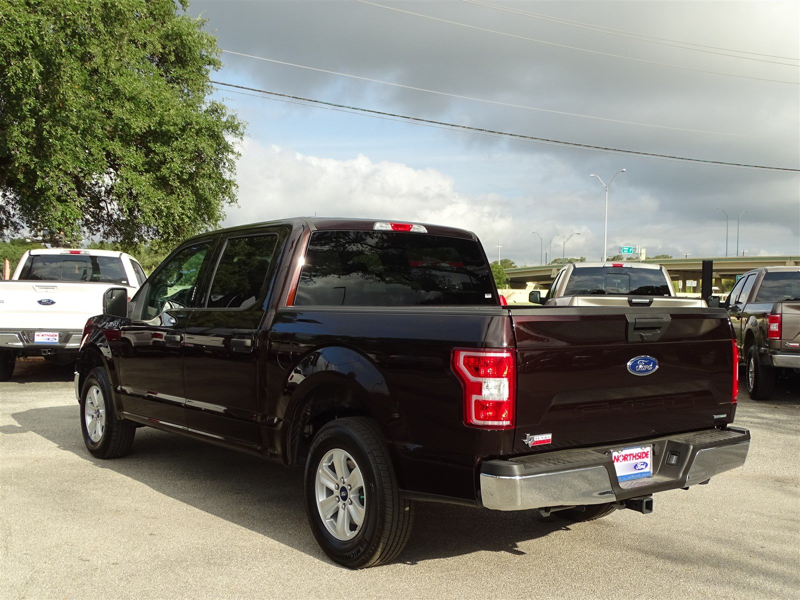 425655562353450e7d86f63baf6ce938 new 2018 ford f 150 xlt crew cab pickup in san antonio a05547  at nearapp.co