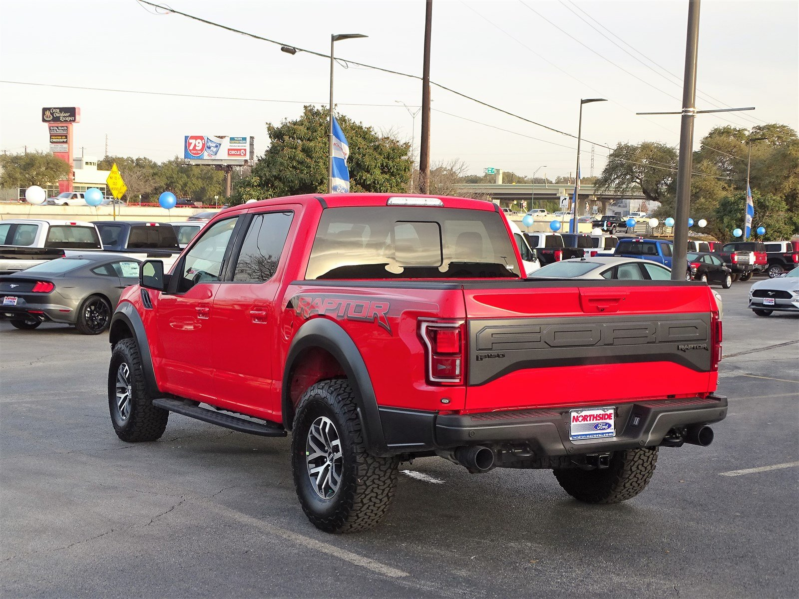crew park in buena new cab ford pickup raptor inventory f